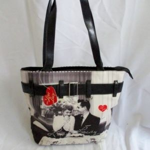 NEW I LOVE LUCY TV Show Television Satchel Bag